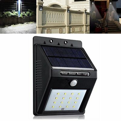 led solarlampe solarleuchte infrarot sensor strahler. Black Bedroom Furniture Sets. Home Design Ideas