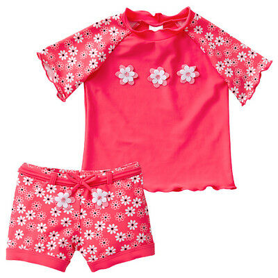 Baby Girl Swim Set - Size 00 or 3-6 Months