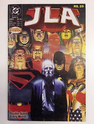 Jla- Kingdom Come, Justice League America #10, Rare Indian Variant Import