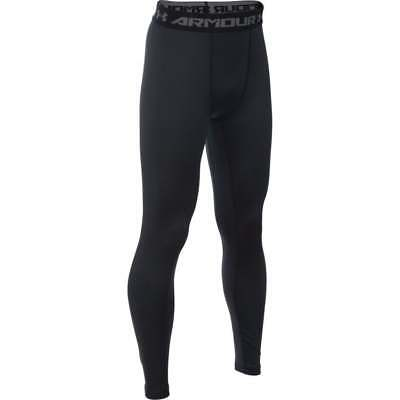 Under Armour Boys ColdGear Armour Fitted Legging