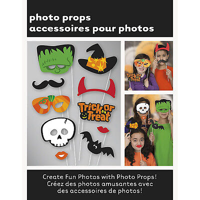 10 Stk Party Requisiten Fotokabine lustig slefie slefie Devil Horn Set Halloween