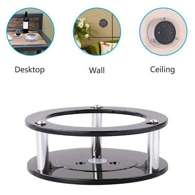 Acrylic Wall Table Mount Guard Holder Stand Bracket for Echo Dot 2nd Generation