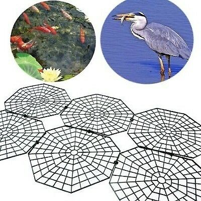 PondGuard Pond Protector and Heron Deterrent - 20 Pack