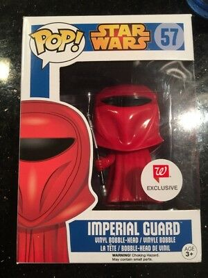 Imperial Guard #57 Funko POP! Vinyl Figure Walgreens Exclusive Toy Star Wars New