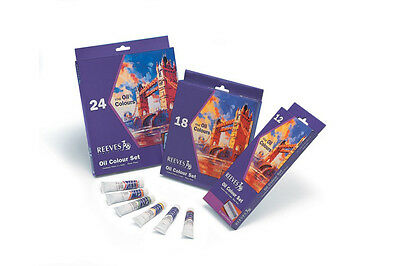 Reeves Oil Painting Sets