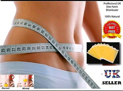 30 + Strong Slimming Patches Fast Weight Loss Fat Burner Diet Patch