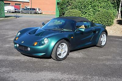 Lotus Elise S1 2dr roadster One Owner Convertible Cabriolet low mileage