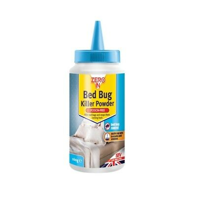 Bed Bugs Killer Complete Treatment Home Bed Bug Spray Powder Fumer Fogger Kill