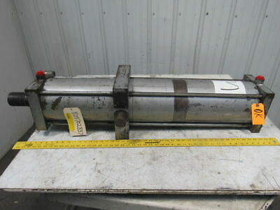 "Milwaukee C-14167 Pneumatic Air Tie Rod Cylinder 8"" Bore 37"" Stroke"