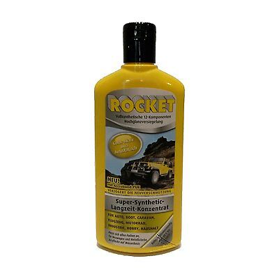 "Top Angebot >>Autopolitur ""Rocket"" 500ml Super Synthetic - Langzeit Konzentrat"