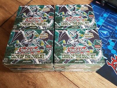 YuGiOh! Code of the Duelist Box x 24 Booster Packs :: Brand New & Sealed Box