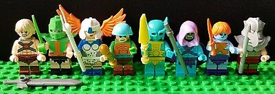 He Man & the Master of the Universe Minifigures - Unbranded UK SELLER FITS LEGO