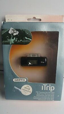 Griffen iTrip. FM Transmitter for iPod . 2006. boxed unopened.