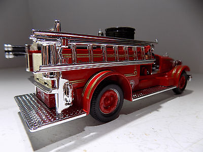 1926 Seagrave Texico Fire Truck # 2 In The Series Mib + Firehouse Dog