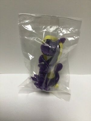 ❤️ RARE Disney Monsters Inc Randall Colour Changing Keyring Toy Nestle Cereal ❤️