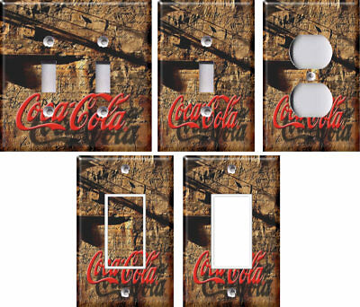 Coca-Cola 1 Coke - Light Switch Covers Home Decor Outlet