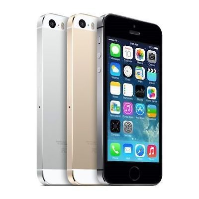 NEW Apple iPhone 5s - 16GB 32GB 64GB Unlocked Smartphone