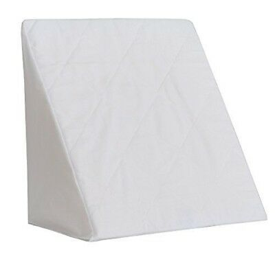 Bed Wedge, with free Washable poly cotton quilted cover