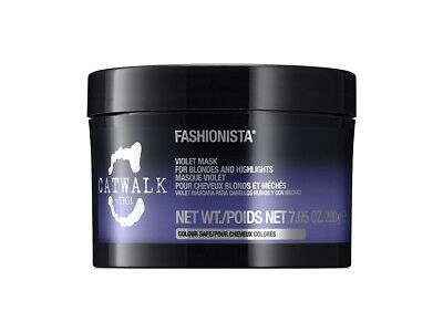 Tigi Fashionista Violet Mask 7.05 oz -NEW