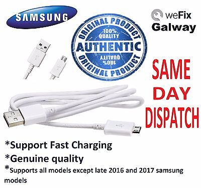 GENUINE SAMSUNG MICRO USB CHARGING SYNC DATA CABLE FOR GALAXY S6,S6 edge S7 edge