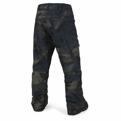 Volcom L Gore-Tex Pants Mens Unisex Trousers Ski Snowboard Salopettes New