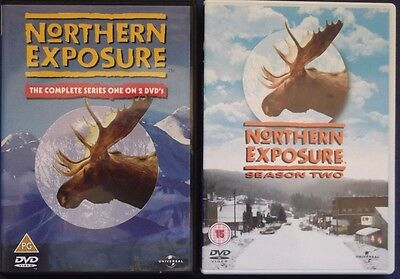 NORTHERN EXPOSURE Complete Series 1 + 2 - DVD - : English / inglés - LOT / LOTE