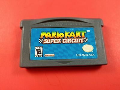 Mario Kart Super Circuit [Game Only] (Nintendo GameBoy Advance GBA)