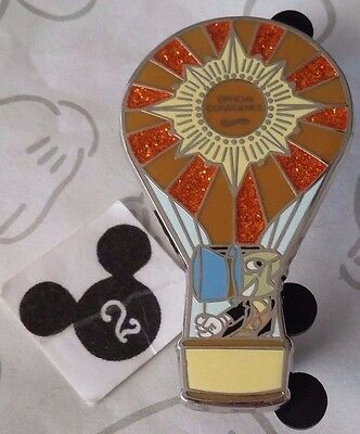 Jiminy Cricket Hot Air Balloon Mystery Adventure is Out There Mystery Disney Pin