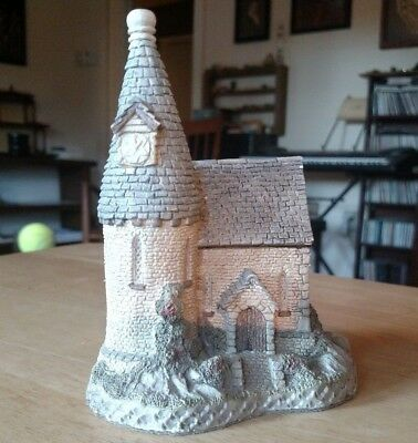 The Chapel David Winter 1984 Hand Made John Hine Ltd, no box