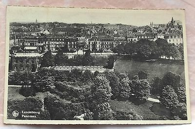L : Luxembourg - Panorama