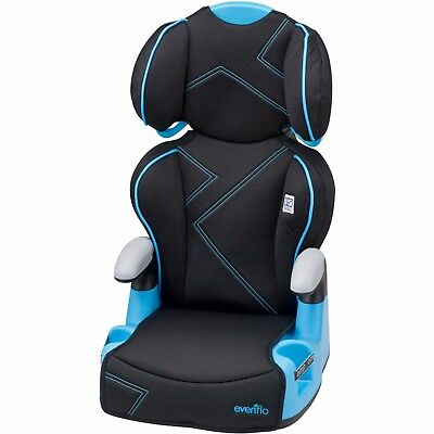 High Back Toddler Booster Car Seat Baby Chair