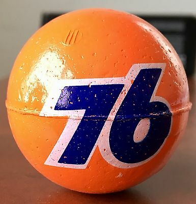 Vintage Ornamental Gas Station Union 76 Antenna Ball   !!FREE SHIPPING!!