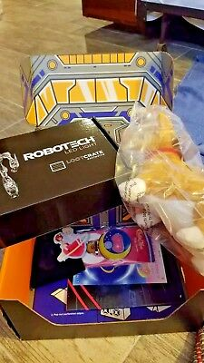 Loot Anime December 2016 sailor moon robotech cowboy bebop box New Extra gifts