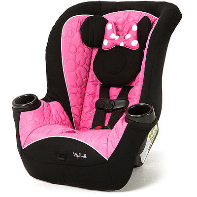 Baby Convertible Car Seat Minnie Mouse Chair