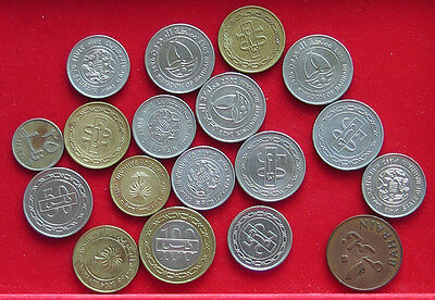 COLLECTION LOT  BAHRAIN 18pc 72g #xxs 023