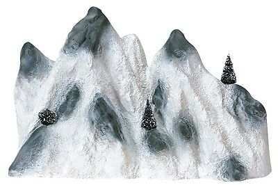 Lemax 2013 Ski Mountain Backdrop Medium #91021 NIB FREE SHIPPING OFFER