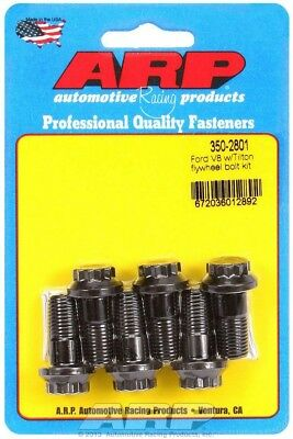 ARP Flywheel Bolt Kit Tilton Flywheel Ford V8 P/N 350-2801