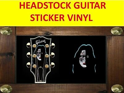 Ace Frehley Kiss Headstock Vinyl Sticker Visit Our Store With Many More Models