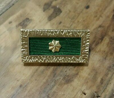 Unit Citation For Gallantry - Highest Quality Reproduction