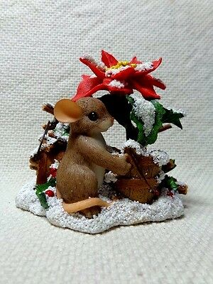 """Fitz & Floyd Charming Tails """"You Add Color To The Season"""" Item : 87/156"""