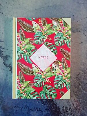Cute Stationery A5 Journal Notebook Tropical