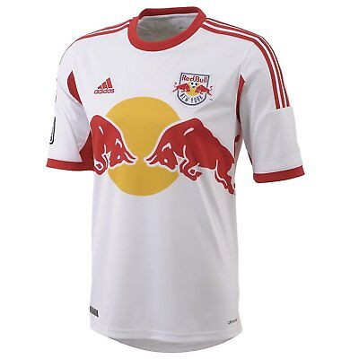 adidas New York Red Bulls Home Jersey (2013/14) Size XL RRP £60 BNWT Z07810