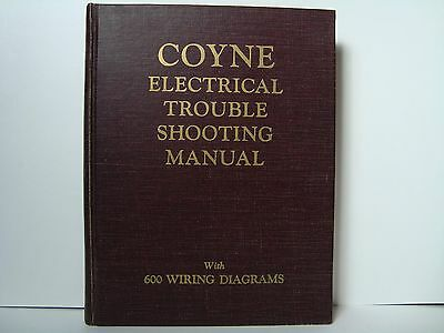 Coyne Electrical Troubleshooting Manual Wiring Diagram Reference Book