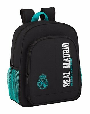 REAL MADRID 17/18 Mochila Junior adaptable a carro// Junior Rucksack