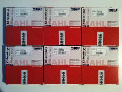 6 Mahle Racing Story Piston Rings Set 3 3/16in VR6 AAA AES 2,8L new turbo
