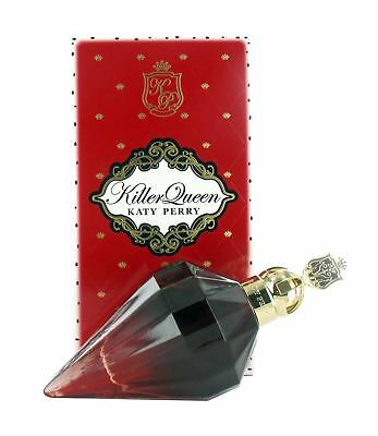 Katy Perry Killer Queen 100ml Eau de Parfum Spray for Women - New