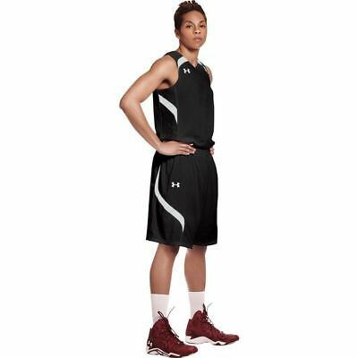 Under Armour Youth Stock Clutch Reversible Basketball Jersey