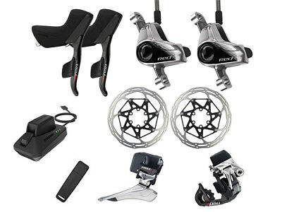 SRAM RED eTap HRD Road Upgrade Kit