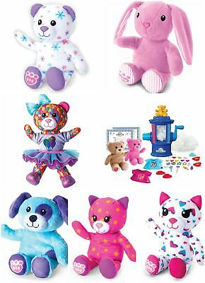 Build-A-Bear Stuffing Station, Outfits & Skins