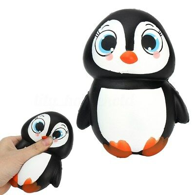 14cm Pinguin Squeeze Spielzeug Anti Stress Soft Slow Rising Squishies Geschenk